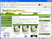 open Eco Energy Depot site